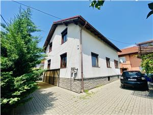 Casa De Inchiriat In Sibiu - 2 Imobile Separate - Zona Trei Stejari