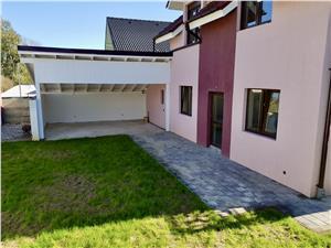 Casa de vanzare in Sibiu - Cisnadie - individuala - cu garaj