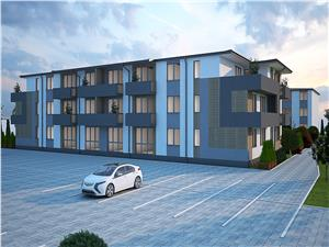 Apartament vanzare Sibiu- 3 camere- confort lux + terasa mare