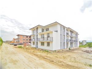 Apartament de vanzare in Sibiu- 3 camere- confort lux + terasa mare