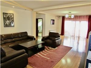 Apartament de inchiriat 3 camere - central - mobilat si utilat LUX