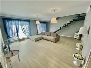 Penthouse zu verkaufen in Sibiu - 4 Zimmer und 2 Terrassen - Calea Cis