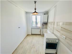 Apartament de vanzare in Sibiu - 2 camere si balcon inchis - Rahovei