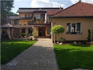 Casa de vanzare in Sibiu - Individuala - 7 camere - oras Medias