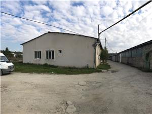 Hala de vanzare in Sibiu - Cisnadie