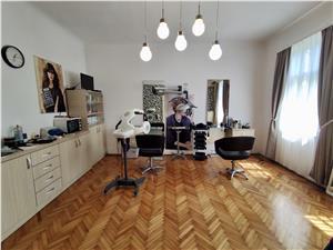 Gewerbefl?che + Haus zu verkaufen in Sibiu - Einzelobjekte - mit Grund