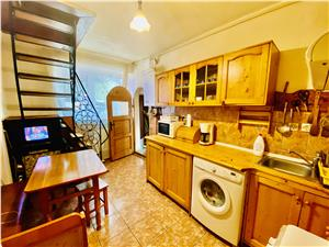 Apartament de vanzare in Sibiu - la casa - 2 camere - Zona Centrala