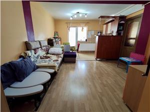 Apartament 3 camere de vanzare in Sibiu - Tilisca - etaj 1