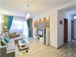 Apartament de vanzare in Sibiu - 3 camere - vila cu gradina
