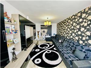 Apartament de vanzare in Sibiu - 70 mp - decomandat - Z. Ciresica