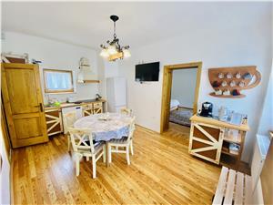 Apartament de vanzare in Sibiu -3 imobile-regim hotelier-Zona Centrala