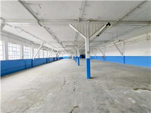 Spatii industriale de inchiriat in Sibiu - Cisnadie - 1000 mp