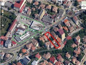 Casa de vanzare in Sibiu- zona CENTRALA - 1000 mp teren