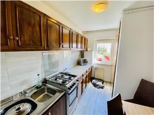 Apartament de vanzare in Sibiu -4 camere -2 balcoane -Scoala de Inot