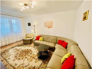 Apartament de inchiriat in Sibiu - 3 camere si balcon - Vasile Milea