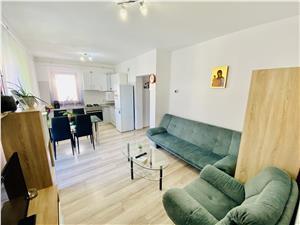 Apartament de vanzare in Sibiu - 3 camere, 2 balcoane - Zona Gusterita