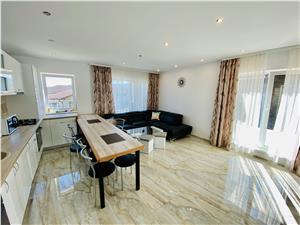 Penthouse zu vermieten in Sibiu - 6 Zimmer und 2 B?der - mit 30 qm Ter