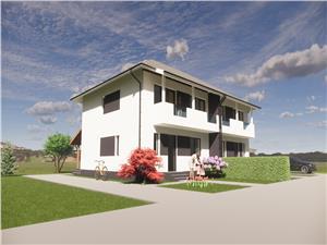 Casa de vanzare in Sibiu - Selimbar, zona XXL - Gradina si Terasa