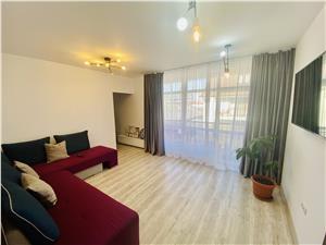 Apartament de vanzare in Sibiu - 2 camere si balcon - Lacul lui Binder