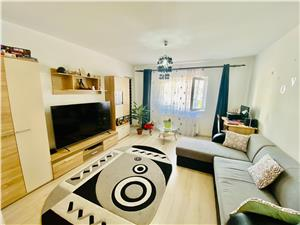 Apartament 2 camere de vanzare in Sibiu - balcon - C. Cisnadiei