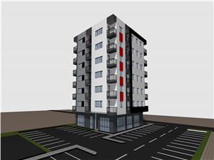 Wir bieten zum Verkauf eine 2-Zimmer-Wohnung in Sibiu, Selimbar, Wahrz