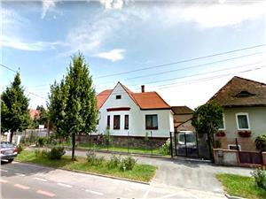 Casa de vanzare in Sibiu -INDIVIDUALĂ-  regim P+3+M