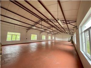 Spatiu industrial si de birouri de inchiriat - Sura Mare - 550 mp