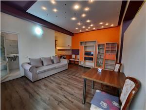 Apartament de inchiriat in Sibiu - 2 camere - 2 bai - la curte