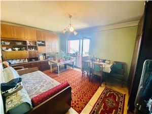 Wohnung zu verkaufen in Sibiu - 4 Zimmer und 2 Balkone - Sos. Alba Iul