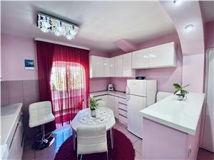 Apartament de inchiriat in Sibiu - 2 camere si bacon - Zona Rahovei