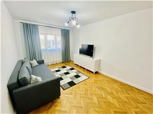 Apartament de inchiriat in Sibiu - 2 camere si balcon - Valea Aurie
