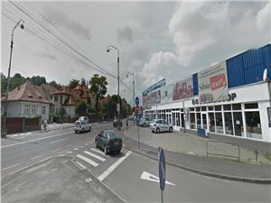 Teren de vanzare in Sibiu- zona CENTRALA - 1000 mp