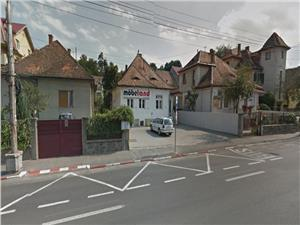 Land for sale in Sibiu- CENTRALA area - 1000 sqm