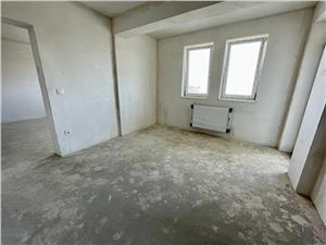 Apartament de vanzare in Sibiu - 2 camere, 2 balcoane - Henri Coanda