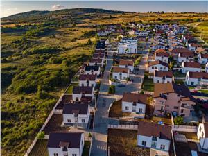 Casa de vanzare in Sibiu - individuala - teren de 802 mp