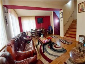 Casa de vanzare in Alba Iulia - 5 camere - 2 bai - zona Barabant