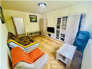 Apartament de vanzare in Sibiu - 3 camere si 2 balcoane - M.Viteazu