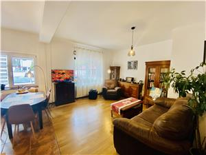 Apartament de vanzare in Sibiu - 3 camere si curte - Padurea Dumbrava