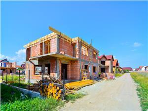 Casa de vanzare in Sibiu- Duplex - design modern