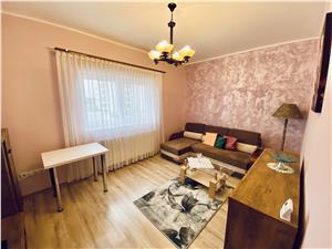 Apartament de inchiriat in Sibiu -2 camere si balcon -Cartier Deventer