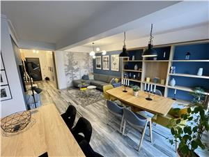 Apartament de inchiriat in Sibiu - 2 camere - finisaje PREMIUM