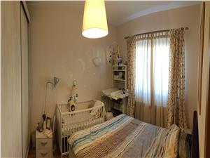 Apartament de vanzare in Sibiu - 2 camere, 2 bai + gradina