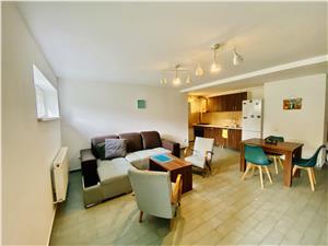 Apartament de inchiriat in Sibiu - 2 camere si curte - Zona Strand II