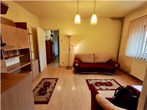 Apartament de inchiriat in Sibiu - 2 camere - zona Mihai Viteazu