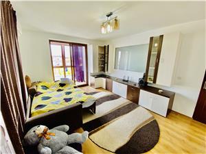 Apartament de vanzare in Sibiu - 2 camere si 2 balcoane - Selimbar