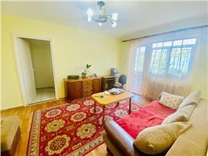Apartament de vanzare in Alba Iulia - 2 camere si balcon - la cheie