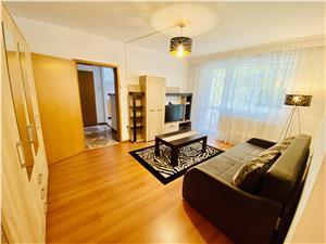 Apartament de inchiriat in Sibiu - 2 camere si balcon - Mihai Viteazu