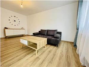 Apartament de inchiriat in Sibiu - 2 camere si balcon -Calea Dumbravii