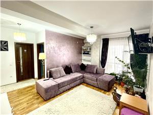Apartament de vanzare in Sibiu - Doamna Stanca - 3 camere si balcon