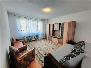 Apartament de inchiriat in Sibiu - 2 camere si balcon - cartier Alma